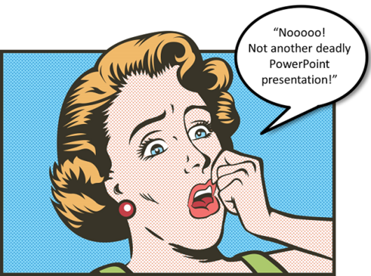 Non-Linear narratives Or Why PowerPoint isbad!